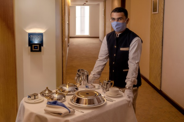 In Room Dining